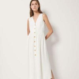 Massimo Dutti Buttoned dress